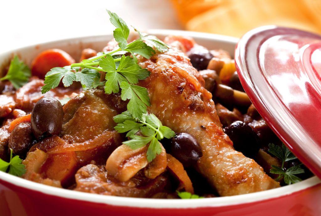 osservatori di peso basso di pollo al curry grassi